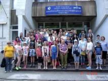 Команда із Закарпаття відвідала місто Миколаїв