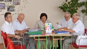 Відбулося засідання колегії департаменту