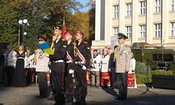 Юні ліцеїсти дали урочисту клятву вірно служити народу України